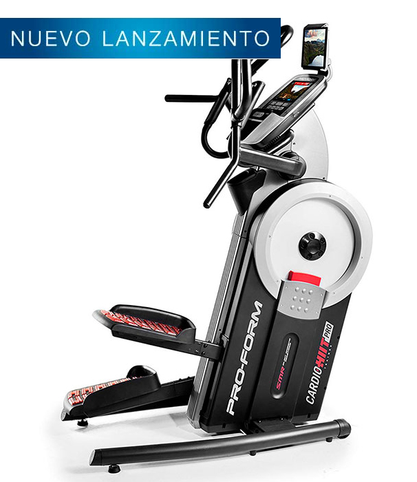 ESCALADOR CARDIO HIT TRAINER