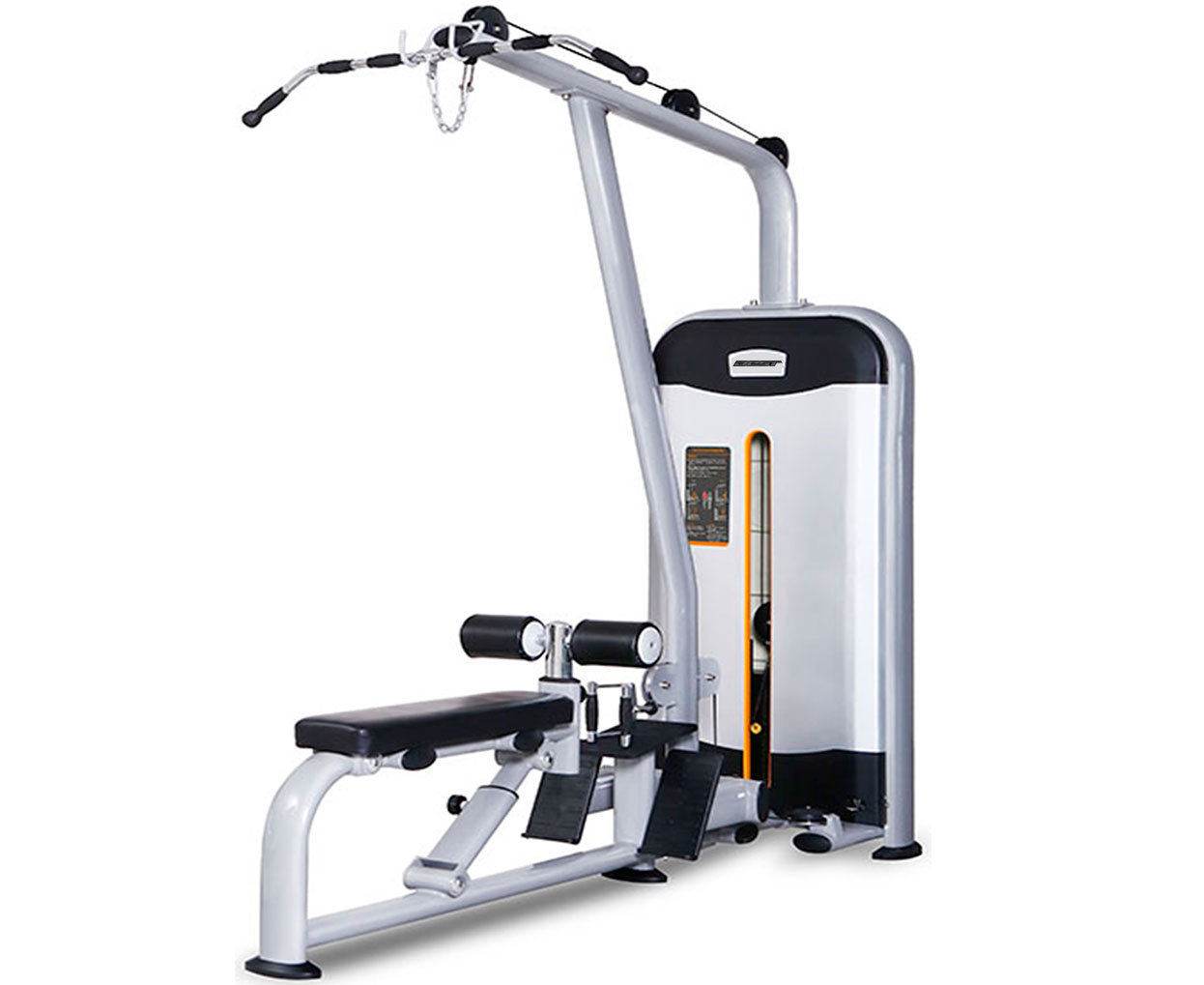 PULLDOWN & SEATED PULLEY ROW BEST